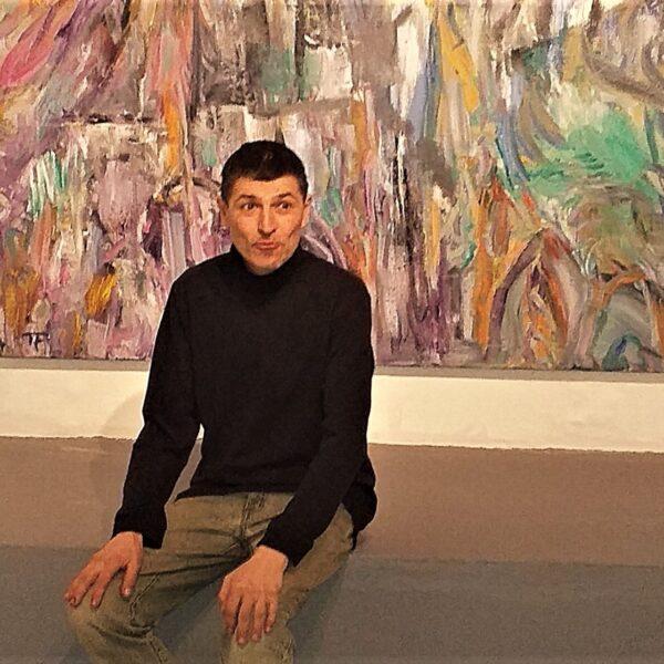Razgovor u povodu – akademski slikar Toni Franović