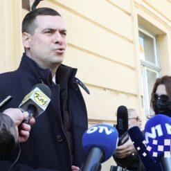 Izjava za medije Mislava Hermana povodom smrti Milana Bandića