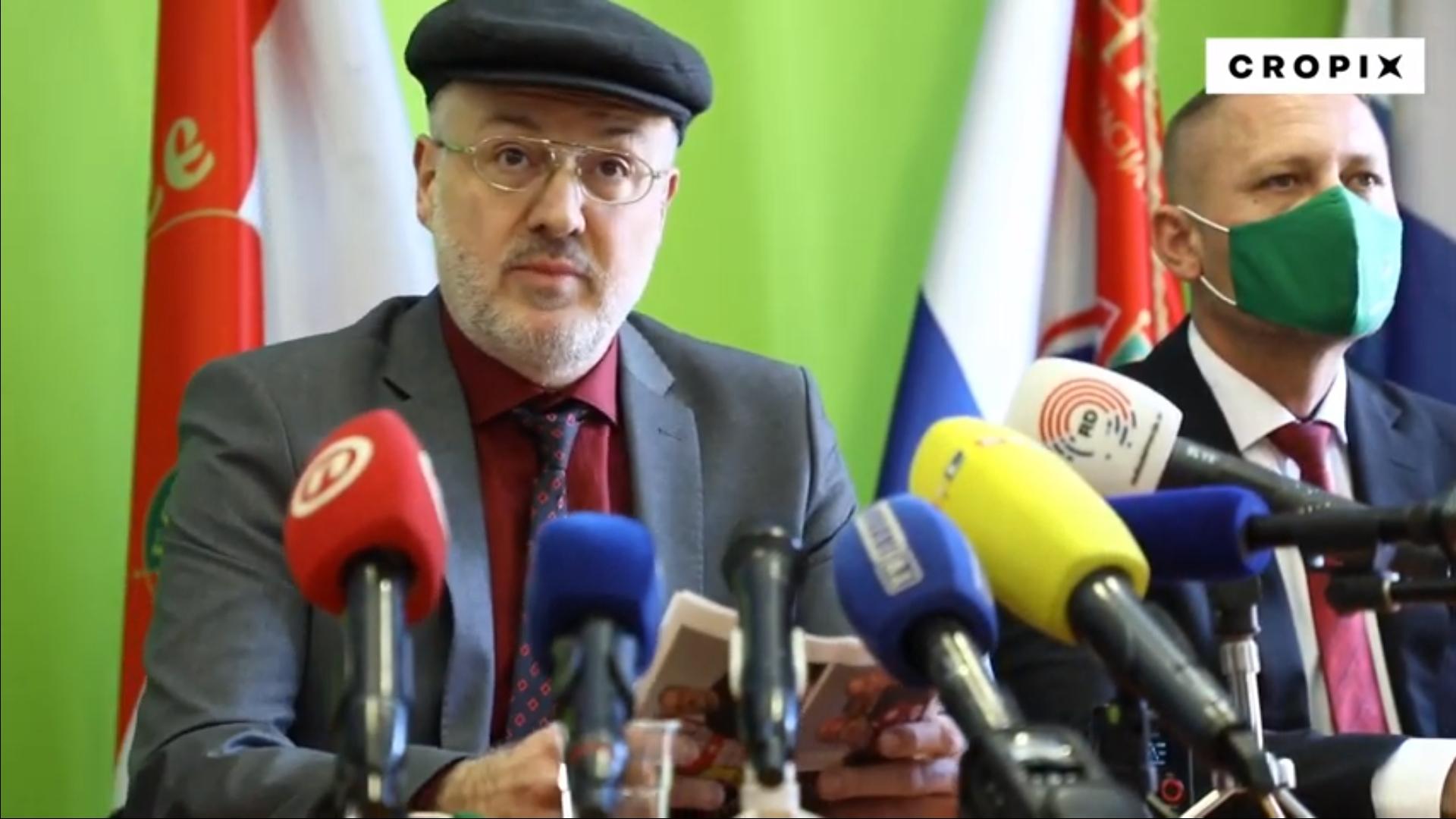 Siniša Vuco službeno kandidat za gradonačelnika Splita