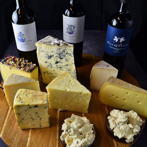Vino i sir – online kušanje