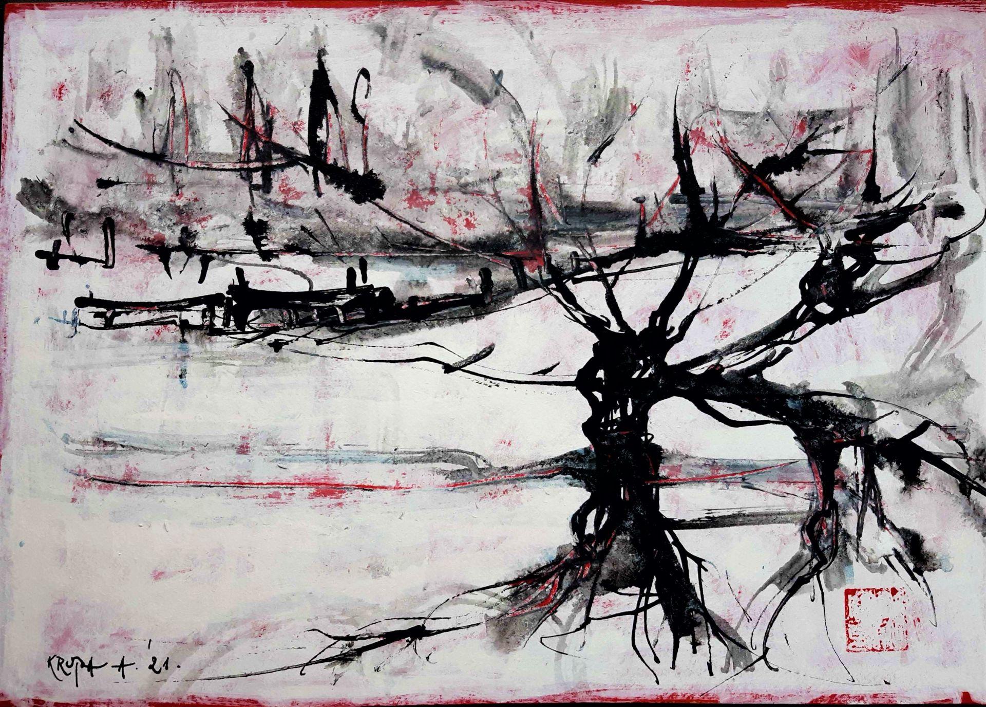 Alfred Krupa proslavio hrvatsko i karlovačko slikarstvo diljem svijeta