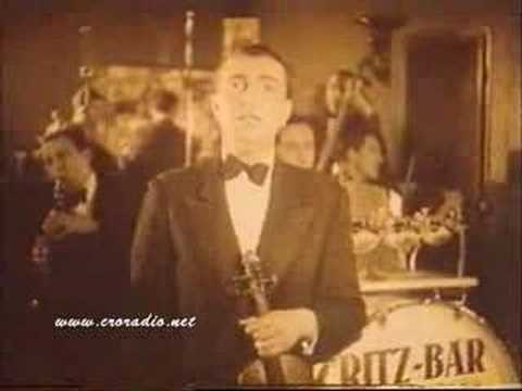POPEVKE SEM SLAGAL – RITZ BAR ZAGREB 1941
