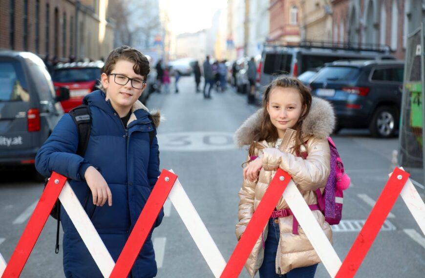 Beč provodi projekt za sigurniji put do škole