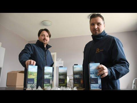 Braća Domagoj i Krešimir Krznarić iz Koprivnice izvoze čajeve u Kinu