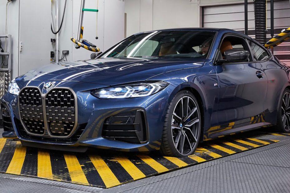 Novi BMW serije 4 2021 – PROIZVODNJA u Njemačkoj
