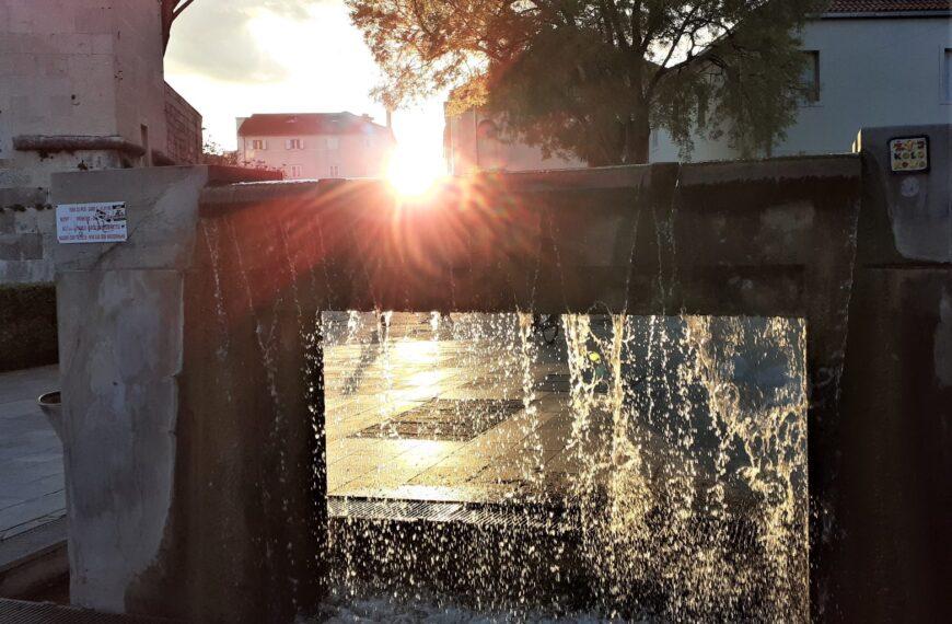 Sunčane fontane – online izložba fotografija dr. Danijele De Micheli Vitturi znakovitih naziva
