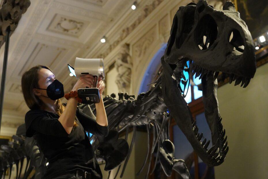 Prirodoslovni muzej u Beču zakoračio u treću dimenziju
