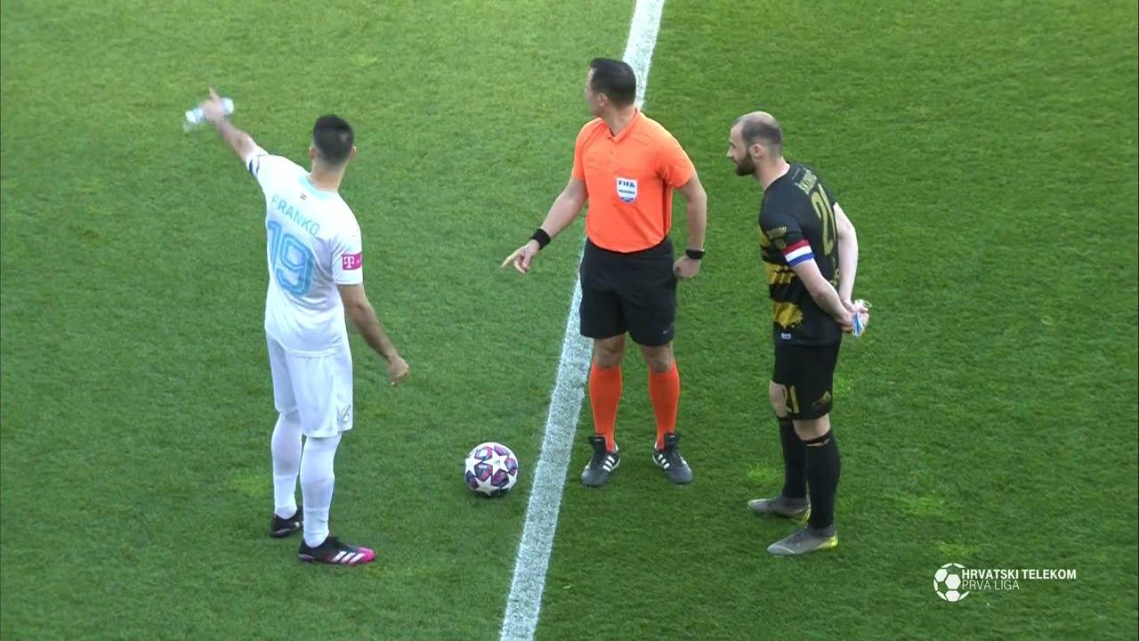 U žestokom dvoboju nogometaši Rijeke i Osijeka odigrali bez golova