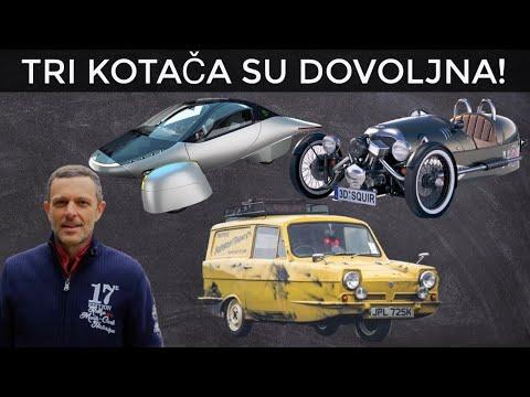 Juraj Šebalj: Povijest automobila sa tri kotača