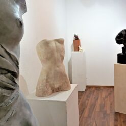 Frau Bildhauer / Gospođa kipar – izložba kiparica u Austriji