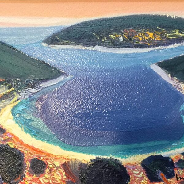 Lukša Peko – modro more i mediteranski krajolik