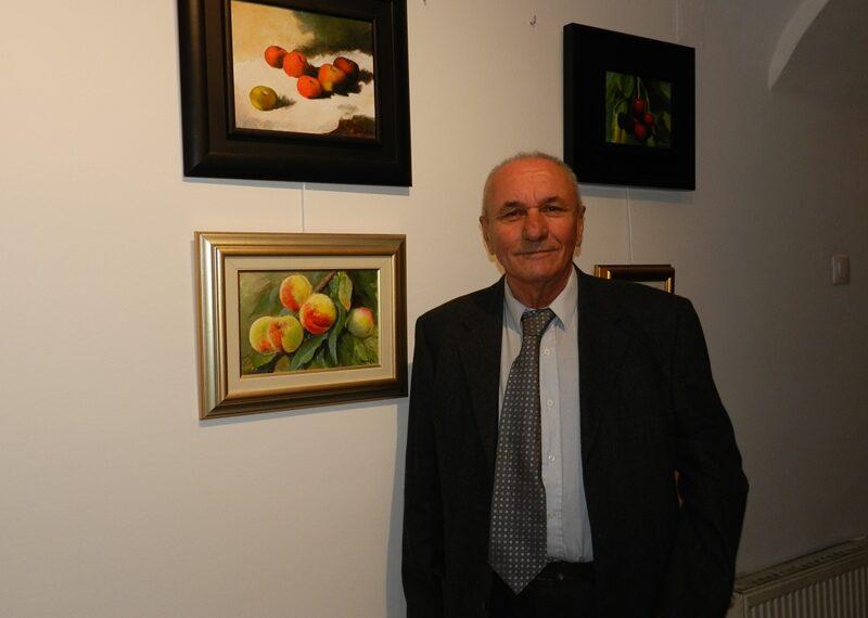 Preminuo jaskanski slikar-doajen Nikola Novosel
