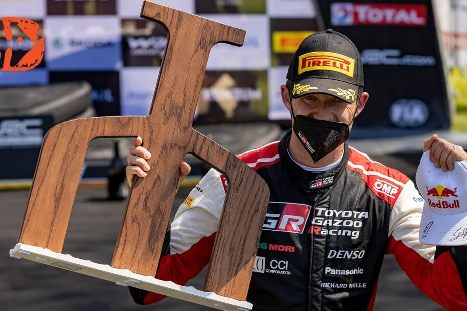 Ogier za šest desetinki slavio na Croatia Rallyju i osvojio pobjedničku skulpturu Mate CROate