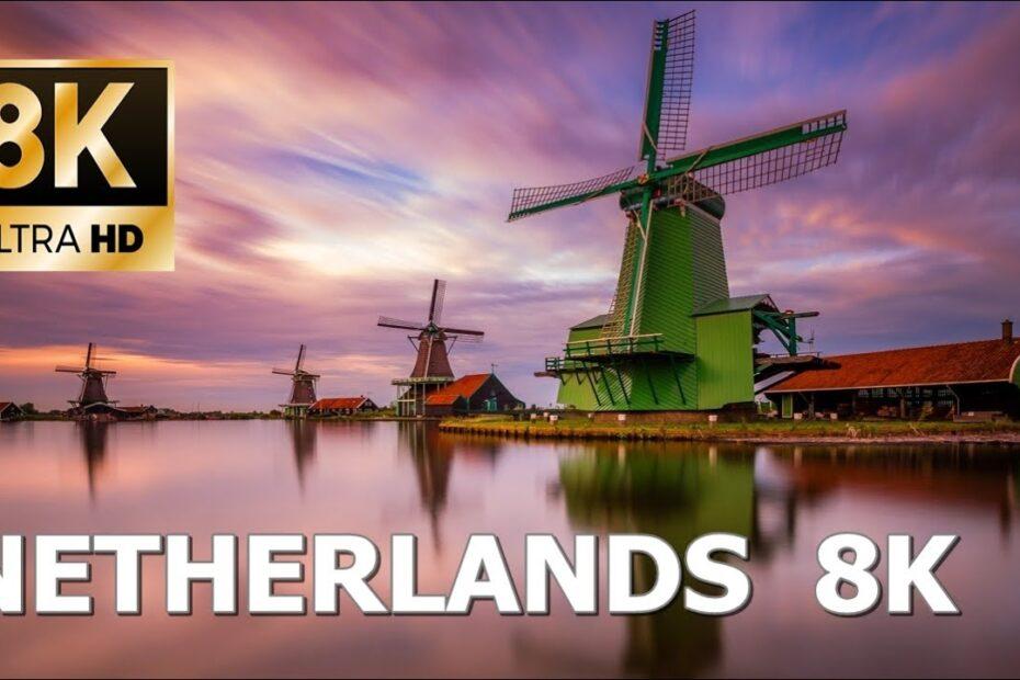 Nizozemska – zemlja tradicionalnog i suvremenoog