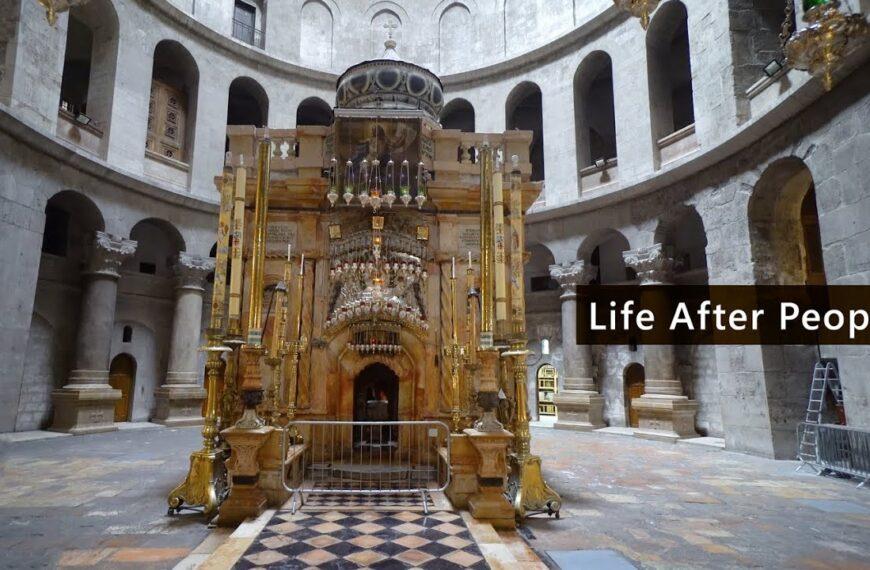 Jeruzalem – snimke crkve Svetog groba