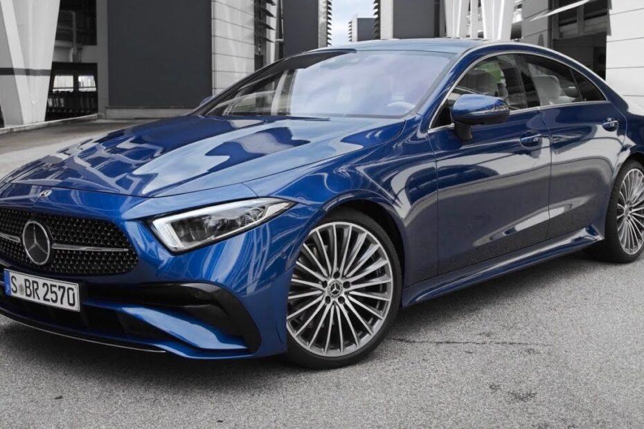 Novi Mercedes CLS 2022