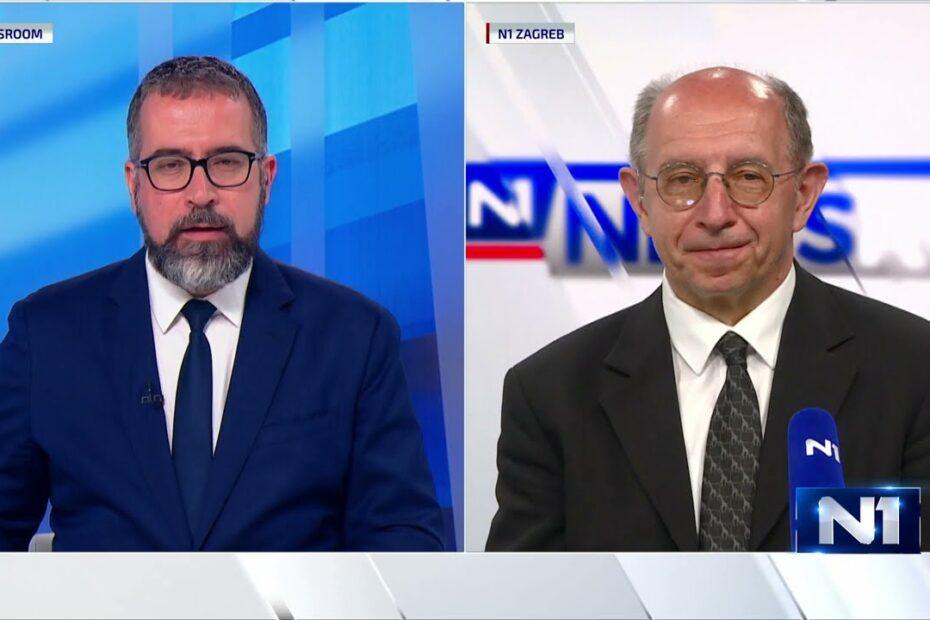 Božo Kovačević o napetostima između Rusije i Ukrajine