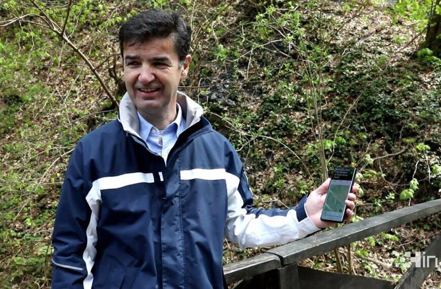 "Predstavljena mobilna aplikacija ""Moje Sljeme"""
