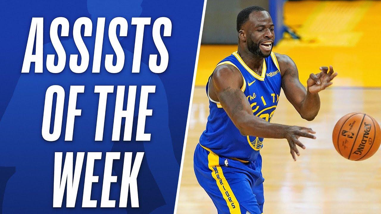 Najbolje asistencije tjedna – 18. tjedan NBA sezone
