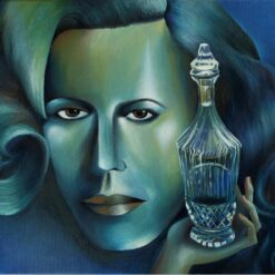 Pogled kroz kaleidoskop i metoda introspekcije – izložbe dviju umjetnica u Laubi