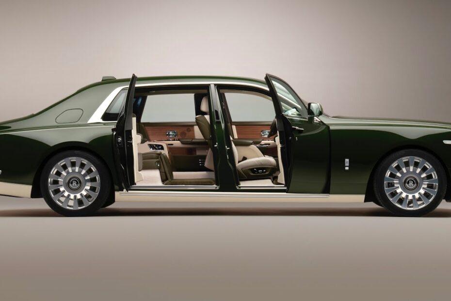 NOVI Rolls-Royce PHANTOM ORIBE 2022 – prvi pogled na eksterijer i interijer / LUDA LUKSUZNA limuzina
