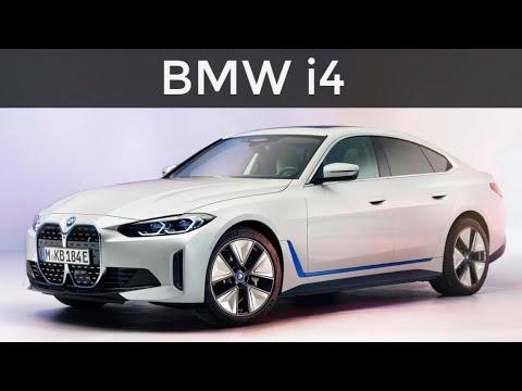 Električna limuzina iz BMW-a – BMW i4