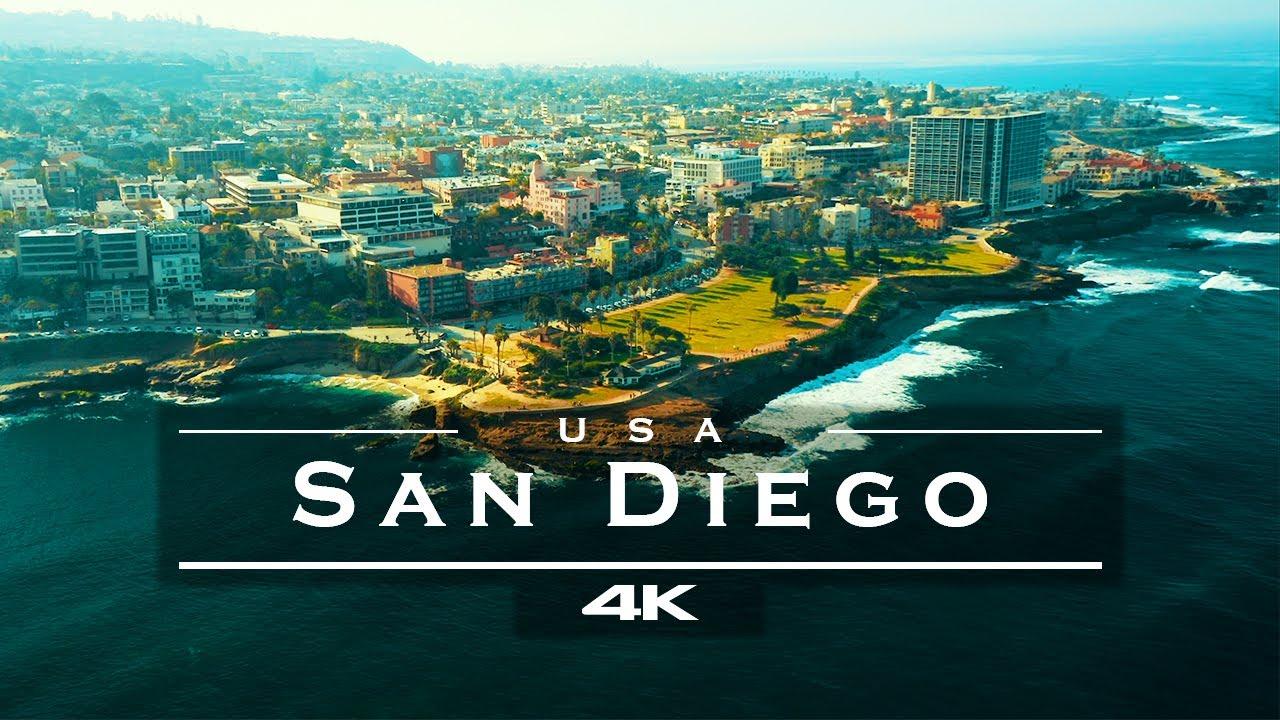 San Diego – najjužniji grad u Kaliforniji
