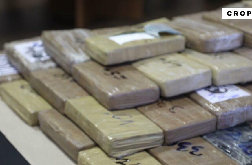 Zapljena kokaina na području Dubrovačko-neretvanske županije