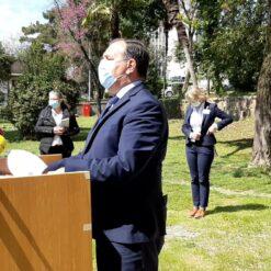 Ministar Vili Beroš u KBC-u Rijeka