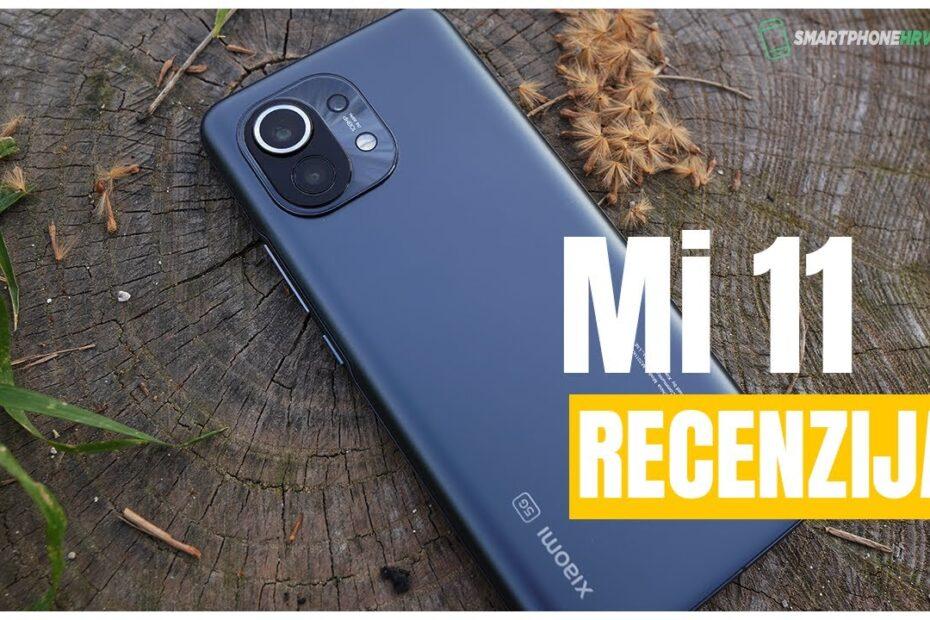 Xiaomi Mi 11 – recenzija