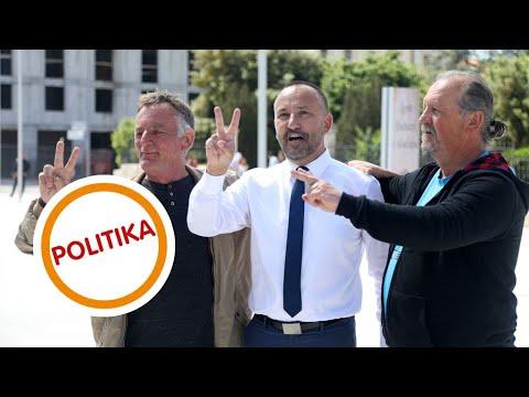 Završno obraćanje i druženje Hrvoja Zekanovića kandidata za gradonačelnika Šibenika