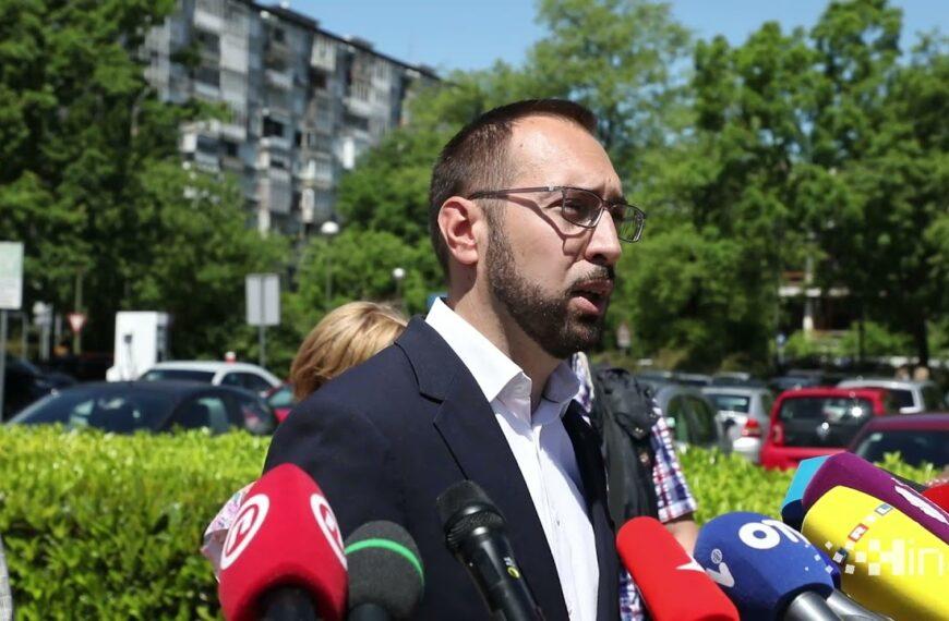 Izjava Tomislava Tomaševića o izjavi Miroslava Škore