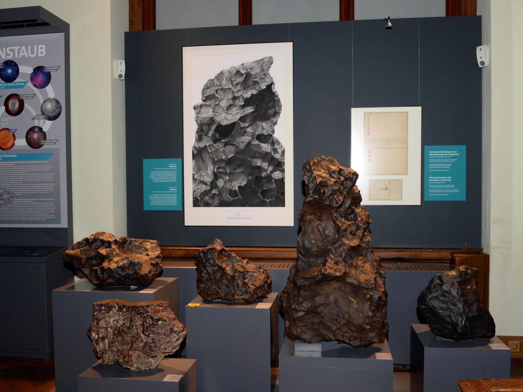 Prirodoslovni muzej u Beču obilježava 270. obljetnicu pada hrašćinskog meteorita