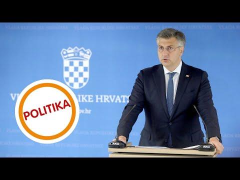 Premijer Plenković o gaćicama predsjednika Sabora Jandrokovića