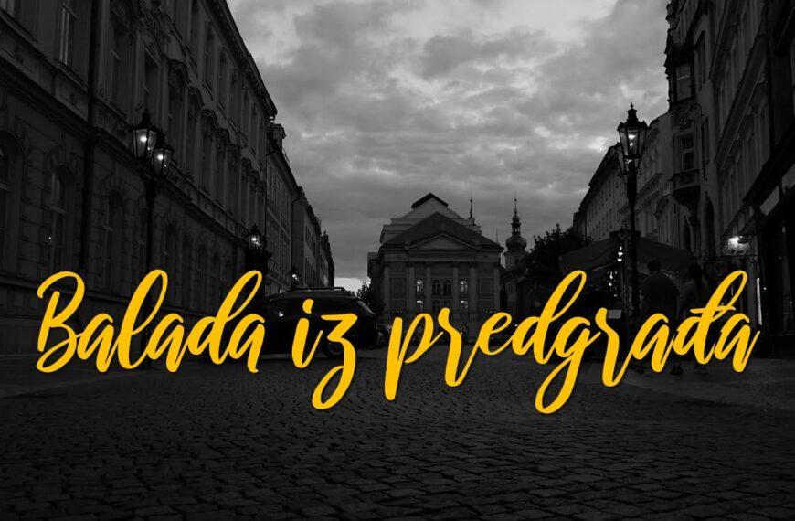 Ibrica Jusić – Balada iz predgrađa