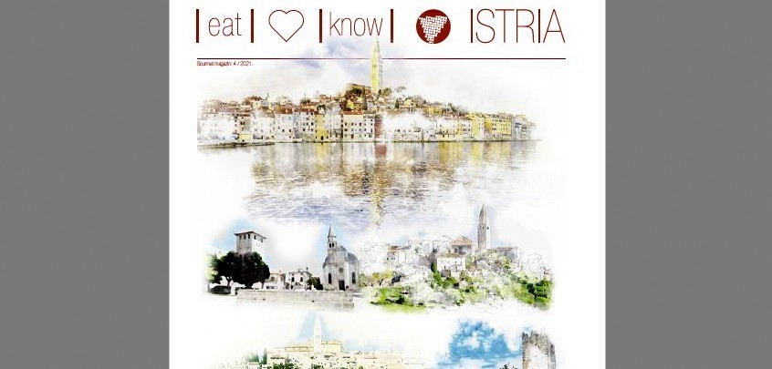 """Eat, love, know Istria"""