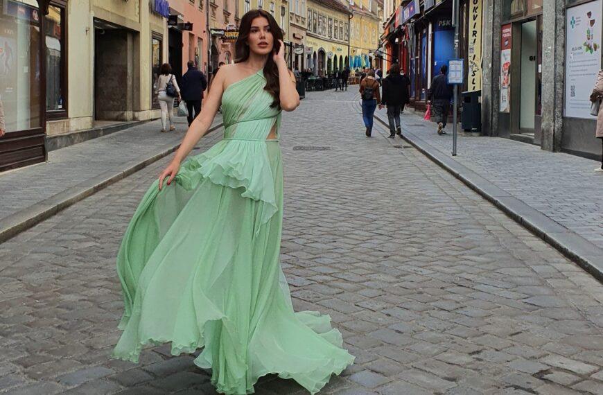 Mirna Naiia Marić otputovala na svjetski izbor Miss Universe