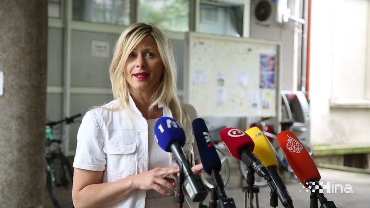 Prof. Zadravec – izjave nakon sjednice Upravnog vijeća u KBC Sestre milosrdnice