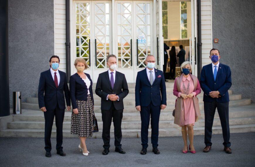 Povodom Dana Europe zatvorena izložba Faces of Europe