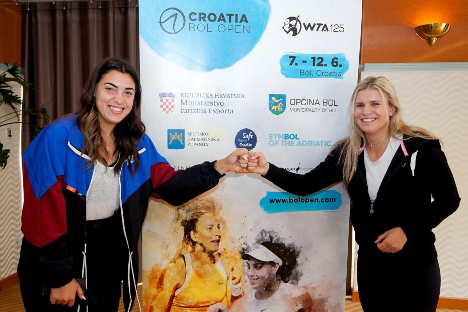 15. WTA Croatia Bol Open nikad atraktivniji