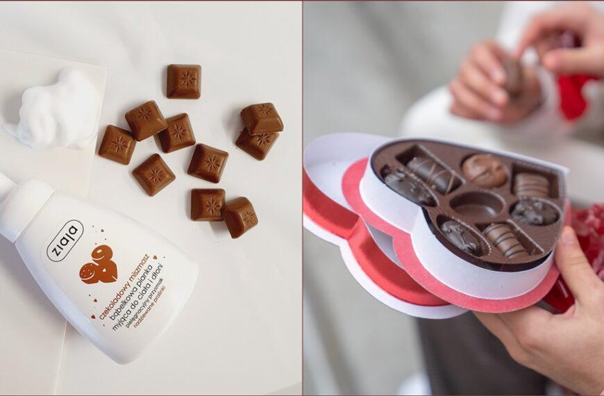 Čokoladne miš-maš praline najzamamnija je Ziaja linija dosad