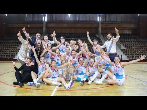 Košarkašice Raguse postale prvakinje Hrvatske