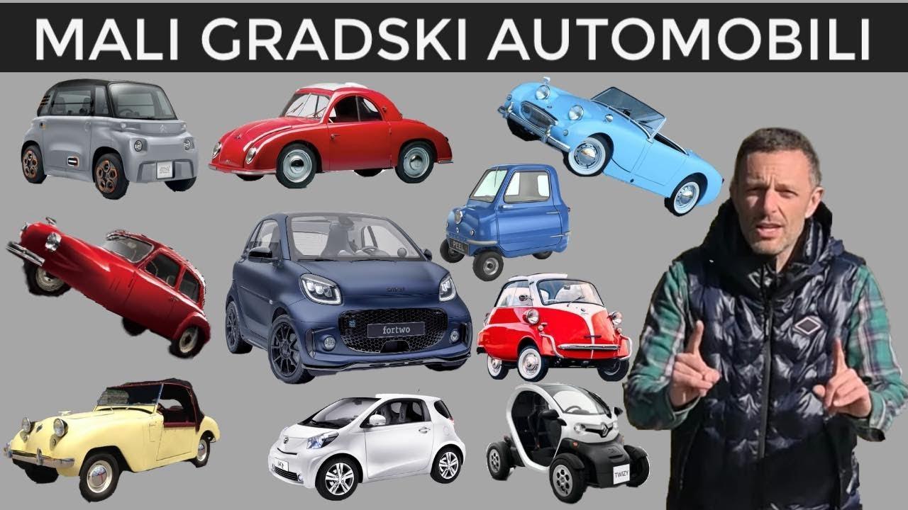 Nije smart jedini mali auto, ima ih još dosta