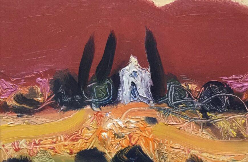 Sakralno krajobrazni motivi u opusu Lukše Peke