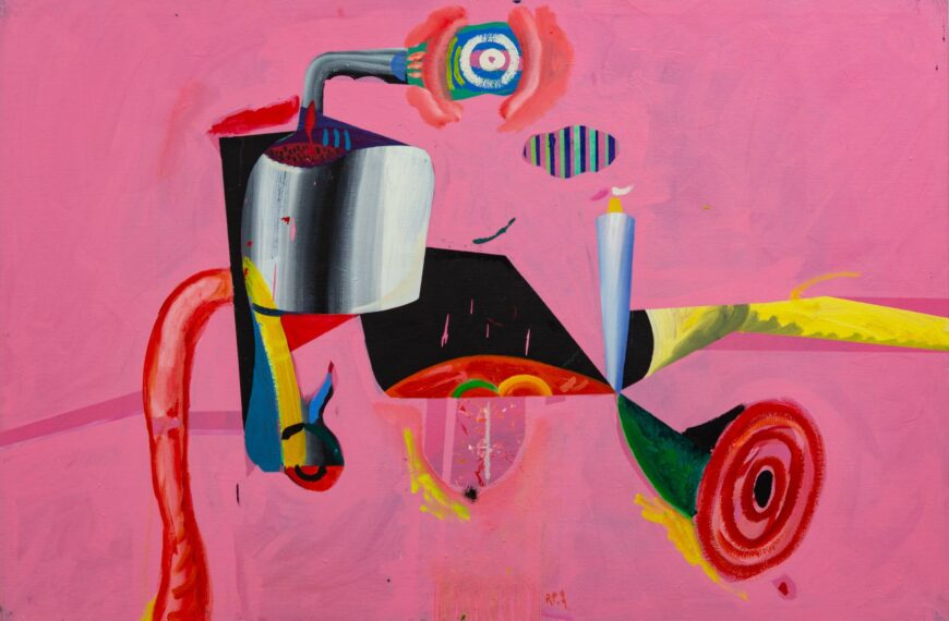 Robert Pauletta u MMC galeriji grada Umaga