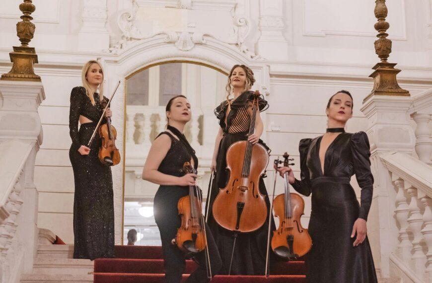 Vortex Strings i Jana Fabijanić u Hrvatskom glazbenom zavodu
