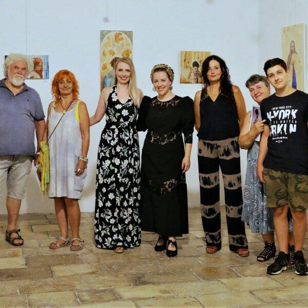 Unutarnji mostovi – otvorena izložba Sandre Radić Parać u Šibeniku / foto!