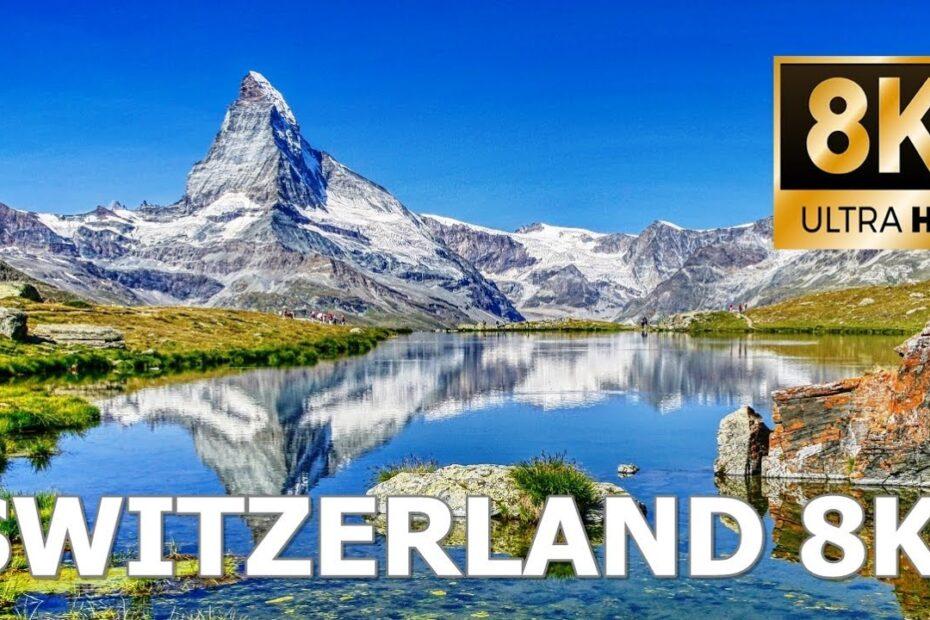 Iz Švicarske u 8K Ultra HD – najbolja mjesta za posjetiti