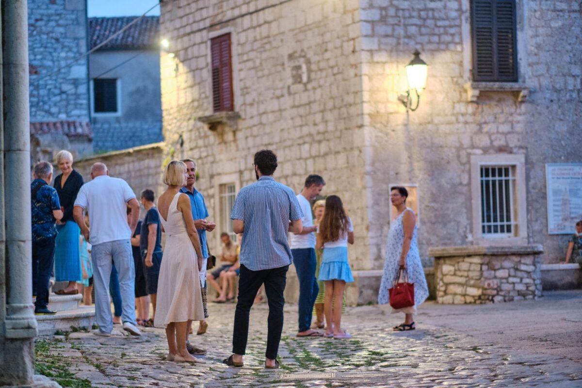 EKIPA IZ KOMORNIH SNOVA na Osorskim glazbenim večerima 1. i 3. kolovoza