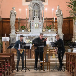 Djela istarskih suvremenih skladatelja u izvedbi Kalamos kvinteta